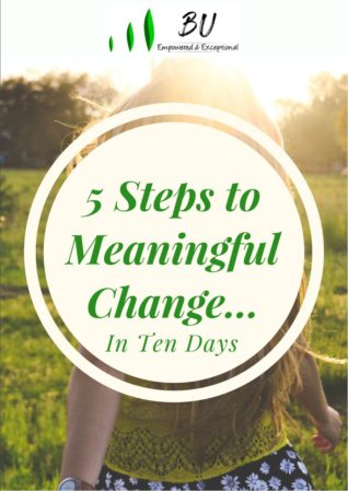 5 steps to meaningful change inspiration Newcastle self-confidence motivation fitness health wellness Stress Anxiety Stuck Declan Edwards Jordan Jensen
