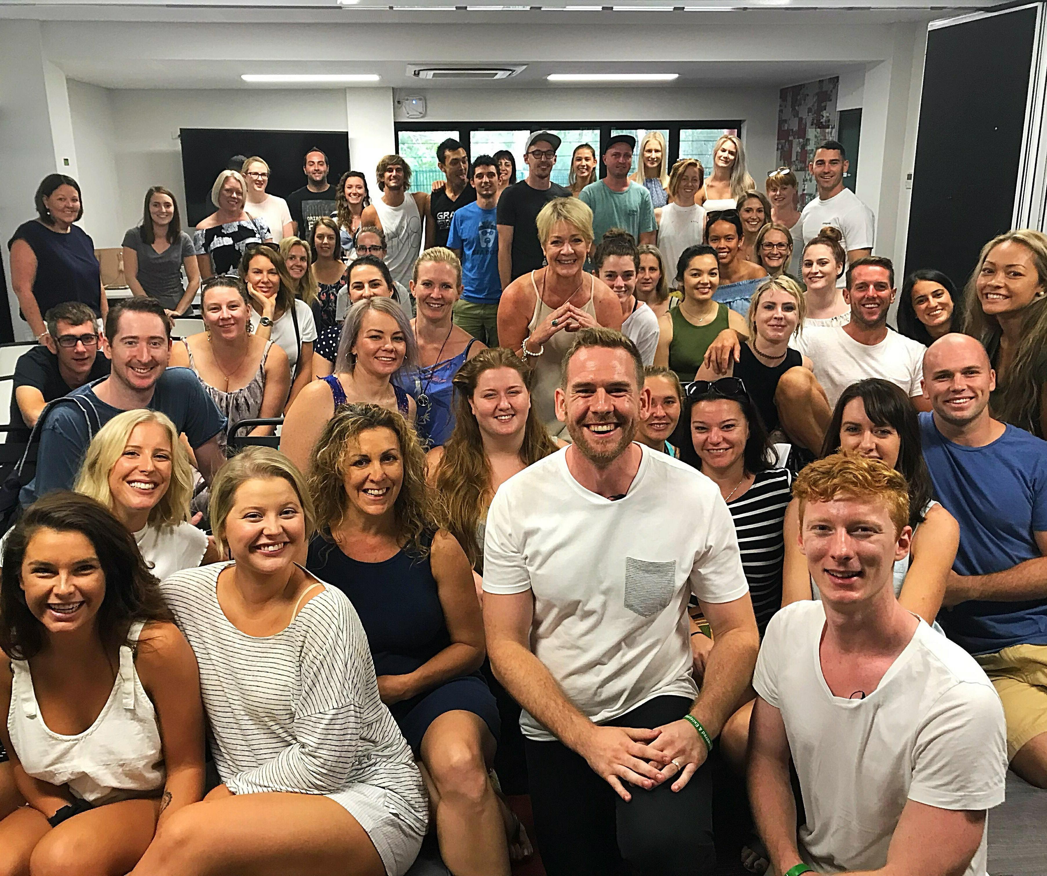 BU Coaching Newcastle finding Emotional Freedom Seminar